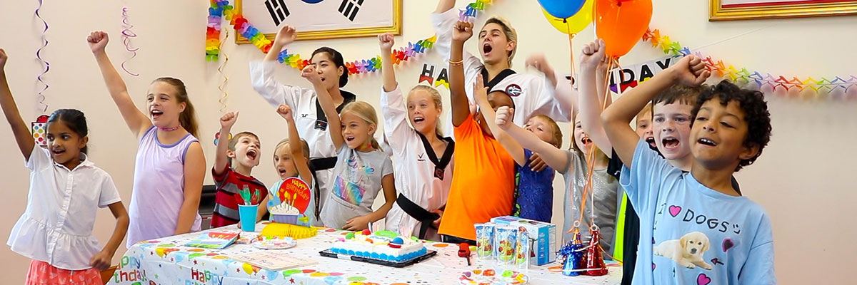 Birthday Parties For Kids In The Triad And Charlotte Areas