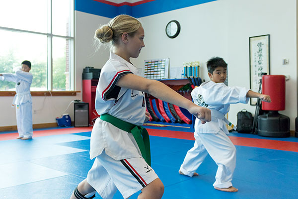 personal attention martial arts kids class