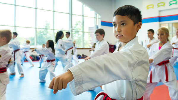 Kids Martial Arts in the Triad and Charlotte Areas - Tiger Kim's Tae