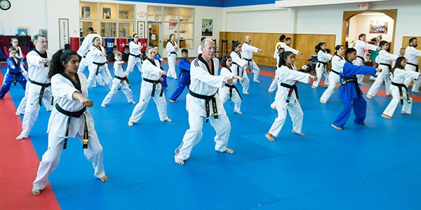 Martial Arts in the Triad and Charlotte Areas - Tiger Kim's